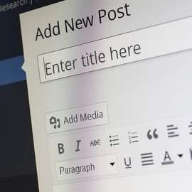 Come creare un Blog con WordPress