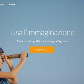Creare un sito gratis con Altervista