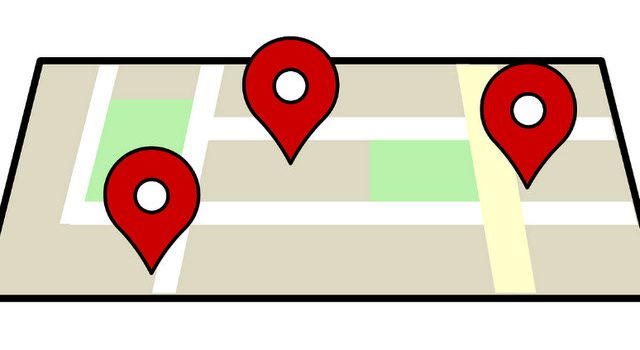 Mappa ubicazione