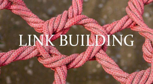 Link building collegamento